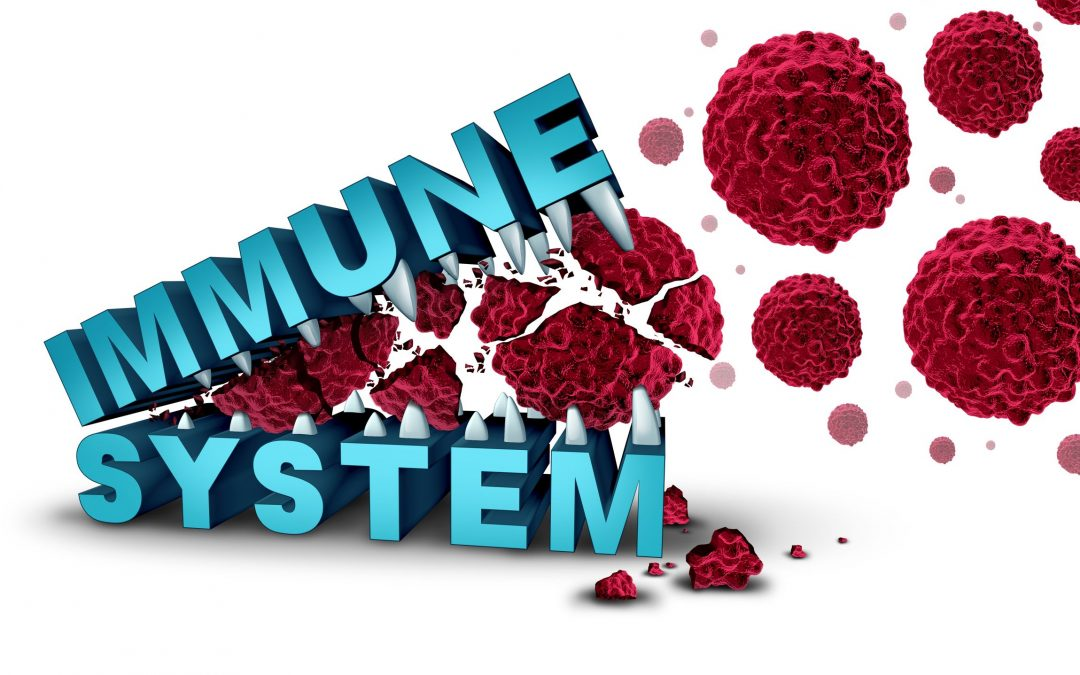 Are You Living with Only Half of Your Immune System (or Less)?