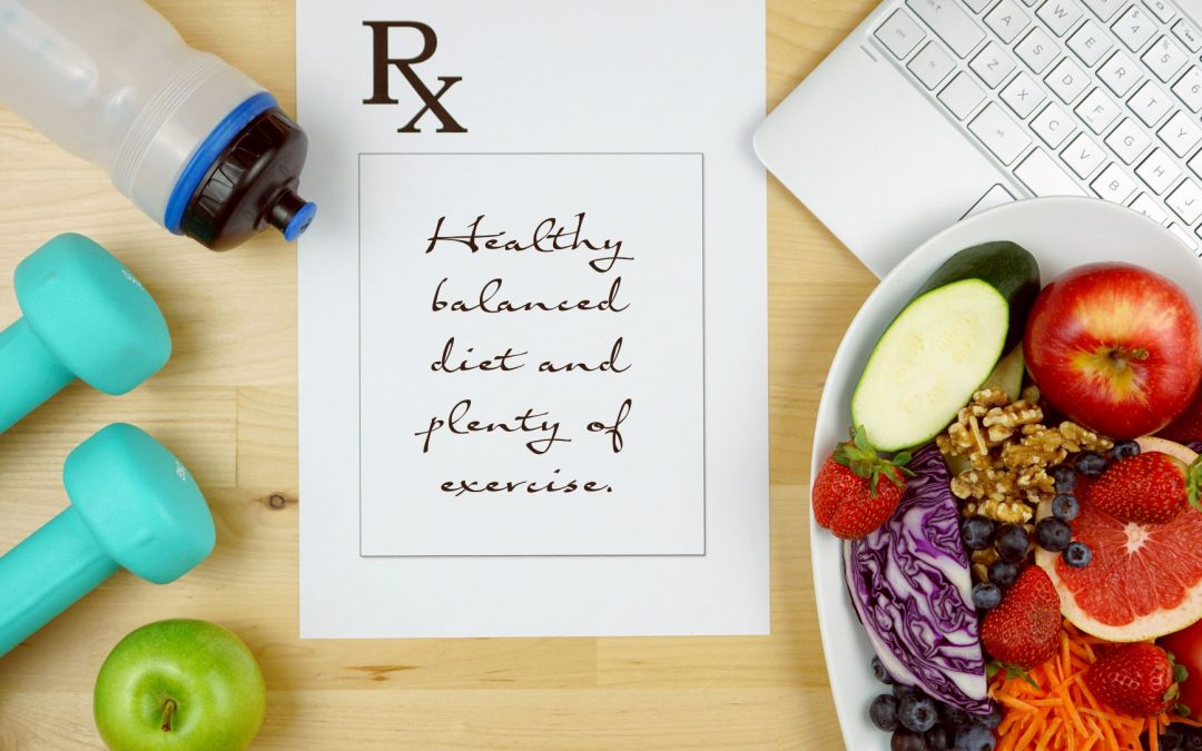 5 Tips to Achieve and Maintain a Healthy Weight