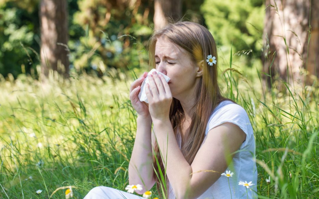Natural Relief for Allergy Symptoms