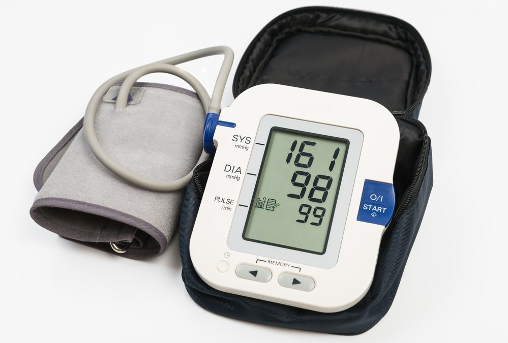 CoQ10 May Help Lower Blood Pressure